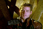 John Crichton as Peacekeeper